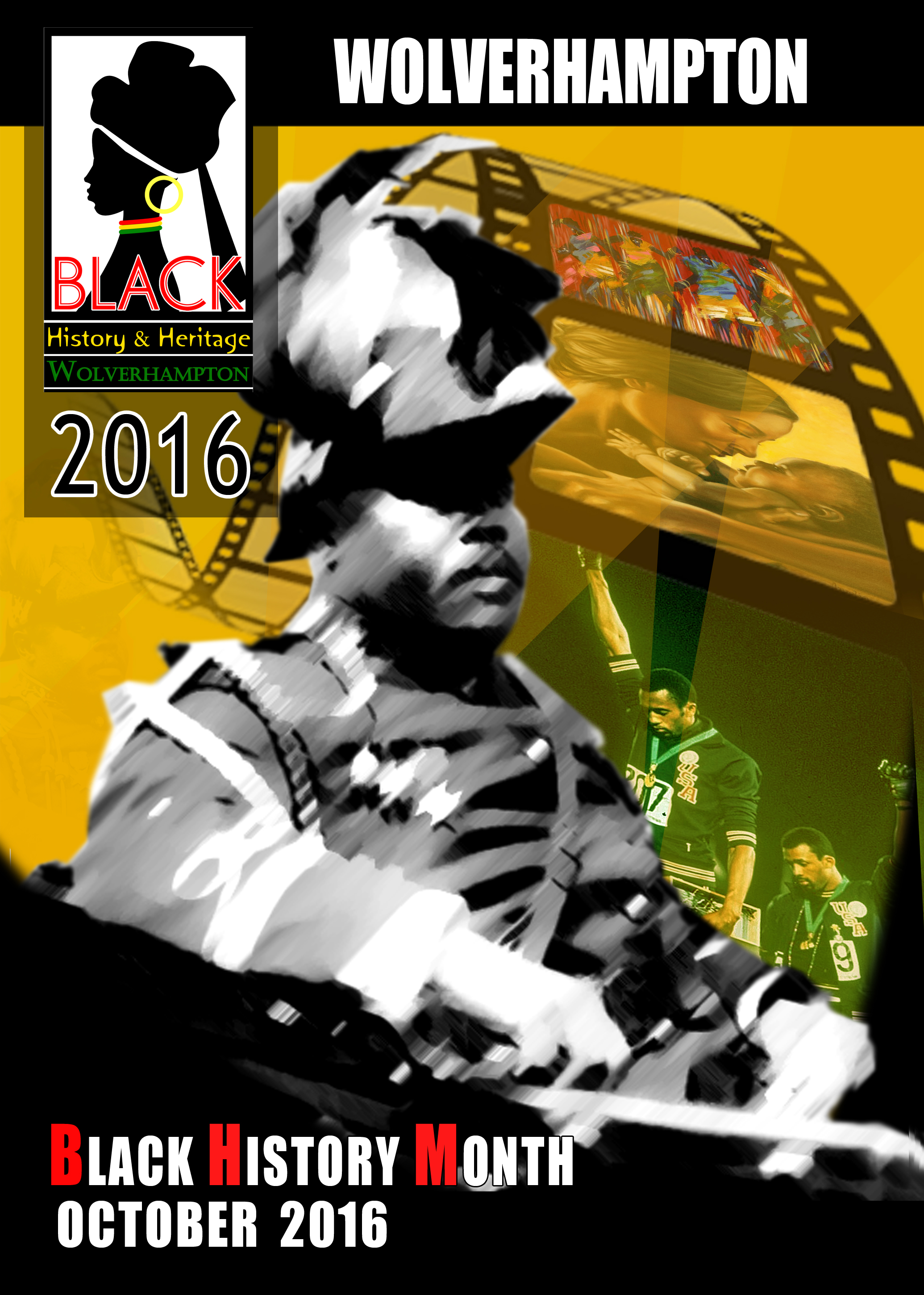 Black History Month Wolverhampton Booklet 2016
